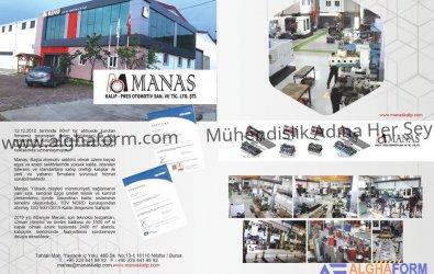 Manas Kalıp Pres Otomotiv Sas. Ve Tic. Ltd. Şti. / Manas Tooling Press Automotive