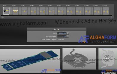 AutoForm Full Eğitim DVD'si + Dosyaları Ve analiz Örnekleri (Autoform training DVD set)